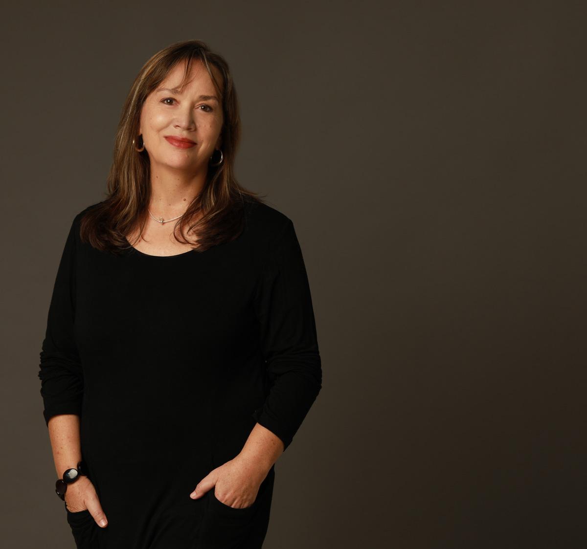 Arts writer Victoria Hynes